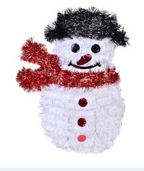 Parti Dünyası - Kardan Adam Asılabilir Süs 30 cm