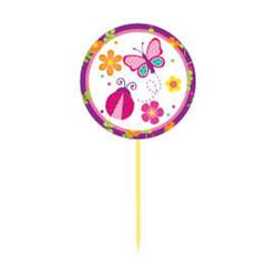 Parti Dünyası - Kelebekler Partisi 6 Lı Kürdan