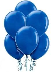 Parti Dünyası - Koyu Mavi 100 Lü Latex Balon