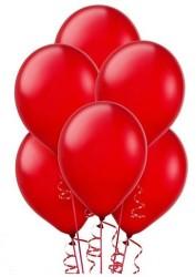 Parti Dünyası - Kırmızı 100 Lü Balon