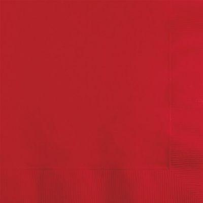 Kırmızı 20 li Peçete