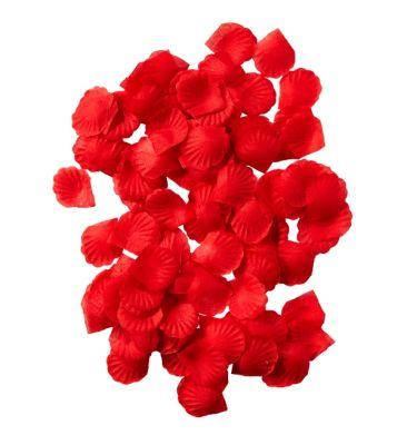 Kırmızı Gül Yaprağı 150 adet