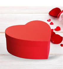 Kırmızı Kalp Kutu