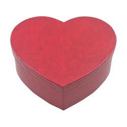 Parti - Kırmızı Kalp Orta Boy Kutu