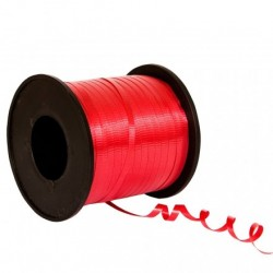Parti Dünyası - Kırmızı Rafya 200 metre