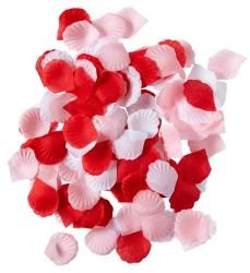 Parti Dünyası - Kırmızı ve Pembe Gül Yaprağı 150 adet