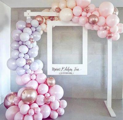 Kolay Balon Dekorasyonu İçin Balon Şeridi 5 m
