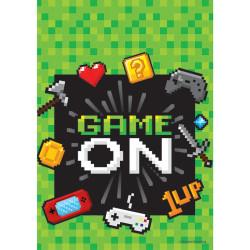 - Konsol Oyunları Partisi Hediye Poşeti 8 Adet
