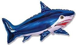 Parti - Köpek Balığı Folyo Balon