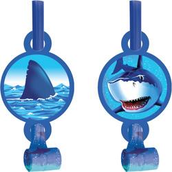 Parti Dünyası - Köpek Balığı Kaynana Dili 8 Adet