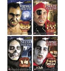 Parti Dünyası - Korkunç Karakterler Diş