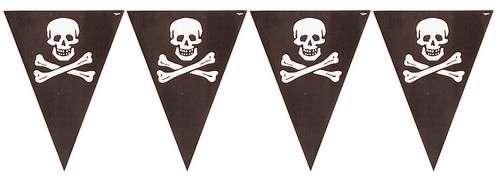 Korsan Bayrak Afiş