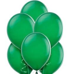 Parti Dünyası - Koyu Yeşil 100 Lü Latex Balon