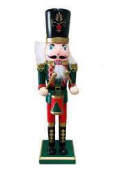 Parti Dünyası - Kurşun Asker Fındıkkıran Davullu 30 cm