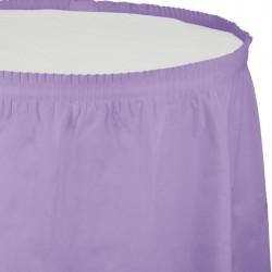 - Lila Rengi Masa Eteği