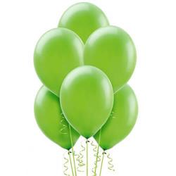 Parti Dünyası - Limon Yeşili 100 Lü Latex Balon
