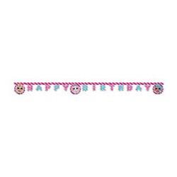 Parti Dünyası - LOL Bebek Happy Birthday Harf Afiş