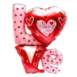 Parti - LOVE Folyo Balon
