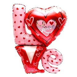 Parti Dünyası - LOVE Folyo Balon