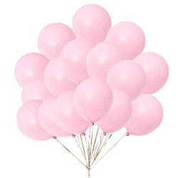 Parti - Makaron Pembe 10 Lu latex Balon Normal Boy