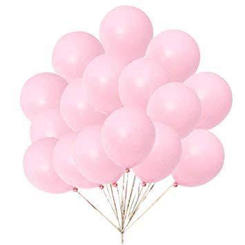 Makaron Pembe 10 Lu latex Balon Normal Boy