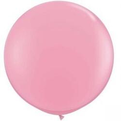 Parti Dünyası - Makaron Pembe DEV Latex Balon 36 İnç 1 Adet