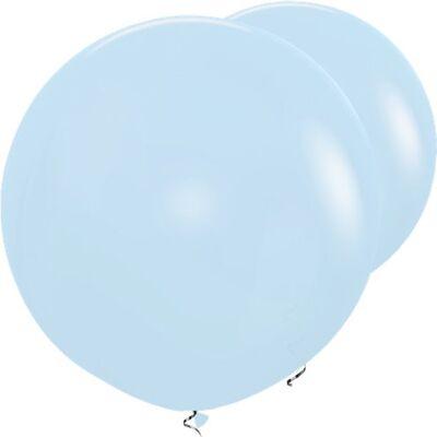 Makaron Soft Renklerde DEV Latex Balon 36 İnç