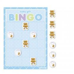 - Mavi Bebek Ayıcık Bingo Oyunu