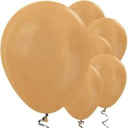 - Altın Metalik Balon 10 Adet