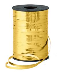 Parti Dünyası - Metalik Gold Renk Rafya