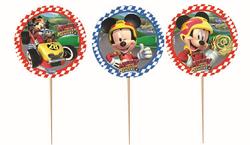 Parti Dünyası - Mickey Kürdan Seti 10 Adet