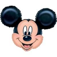 Parti Dünyası - Mickey Mouse Super Shape Folyo Balon 70 cm