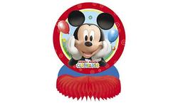 Parti Dünyası - Mickey Palyful Masa Orta Süsü 1 Adet