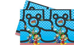 Parti Dünyası - Mickey Roadster Masa Örtüsü 120 x 180 cm