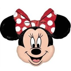 Parti - Minnie Mouse Supershape Folyo Balon