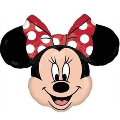 Parti - Minnie Mouse Supershape Folyo Balon