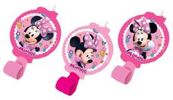 Parti Dünyası - Minnie Mouse Kaynanadili 6 Adet