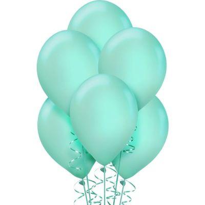 Mint Yeşili Balon 10 Adet