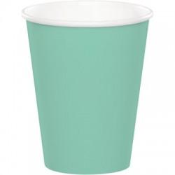 - Mint Yeşili Bardak 8 Adet