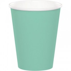 Parti Dünyası - Mint Yeşili Bardak 8 Adet