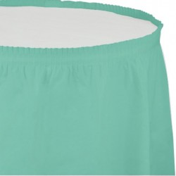 Parti Dünyası - Mint Yeşili Masa Eteği