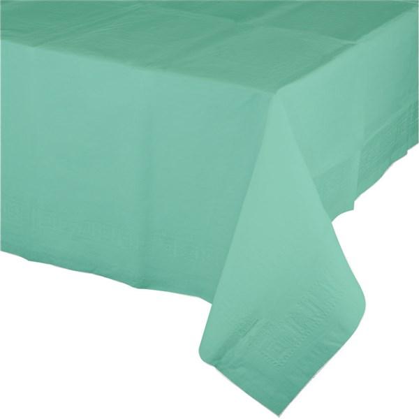 Mint Yeşili Masa Örtüsü