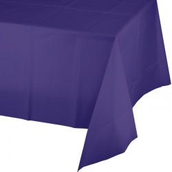 - Mor Masa Örtüsü 274 cm X 137 cm ebadında
