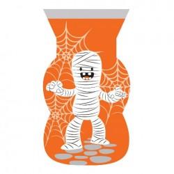 Parti Dünyası - Mumya Eğlenceli Şeker Poşetleri 12 Adet