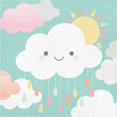 - Mutlu Bulutlar 16 lı Peçete