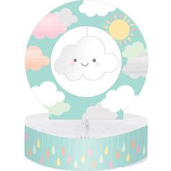 Parti Dünyası - Mutlu Bulutlar Masa Orta Süsü