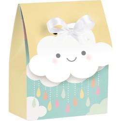 Parti Dünyası - Mutlu Bulutlar Şeker Kutusu 12 Adet