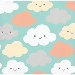 Parti Dünyası - Mutlu Bulutlar16 lı Küçük Peçete