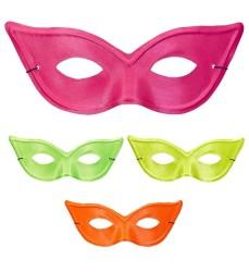 Parti Dünyası - Neon Renklerde Kedi Gözü Unisex Maske