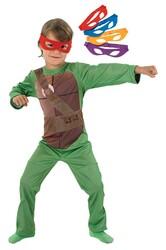 Parti Dünyası - Ninja Turtels Kostüm 3/4 yaş